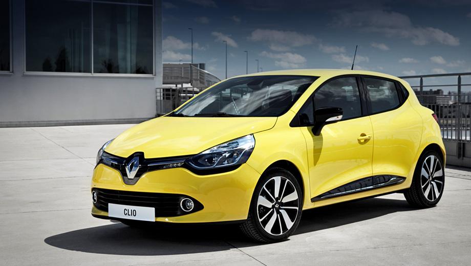 Renault clio. Производство Renault Clio наладят на заводах во Франции и Турции. Хоть к нам обычные модификации поставлять не будут, зато версией Clio Sport россиян не обделят.