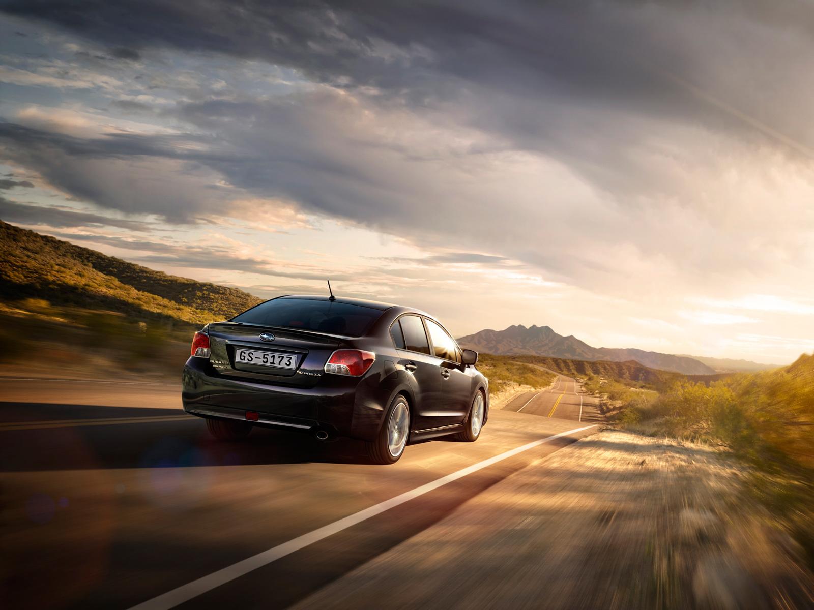 11.07.12 Компания Subaru оценила в рублях новую Импрезу.