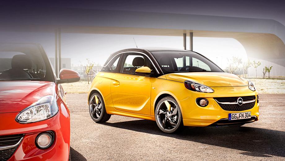 Opel adam. В Европе заказы на Opel Adam начнут принимать в конце 2012 года, а первые автомобили поступят к клиентам в самом начале 2013-го. Вопрос о поставках в Россию пока не решён, но питать какие-то надежды вряд ли стоит.