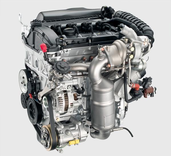 peugeot 408 двигатели