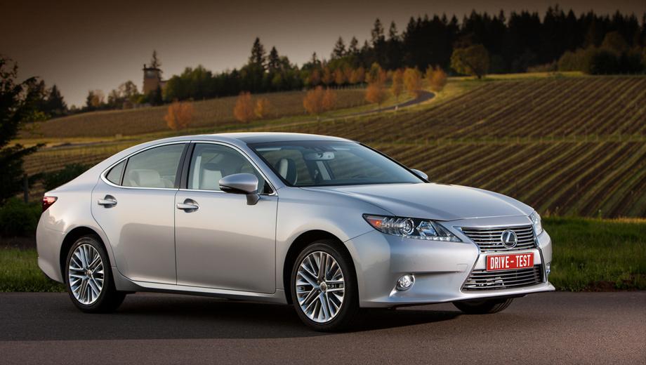 Lexus es. Европейцам Lexus ES по-прежнему неинтересен. Поэтому рынок сбыта нового седана очерчен старыми границами: Америка, Китай, Россия, Украина и Казахстан. Зато в этих странах будут доступны все модификации «е-эса».