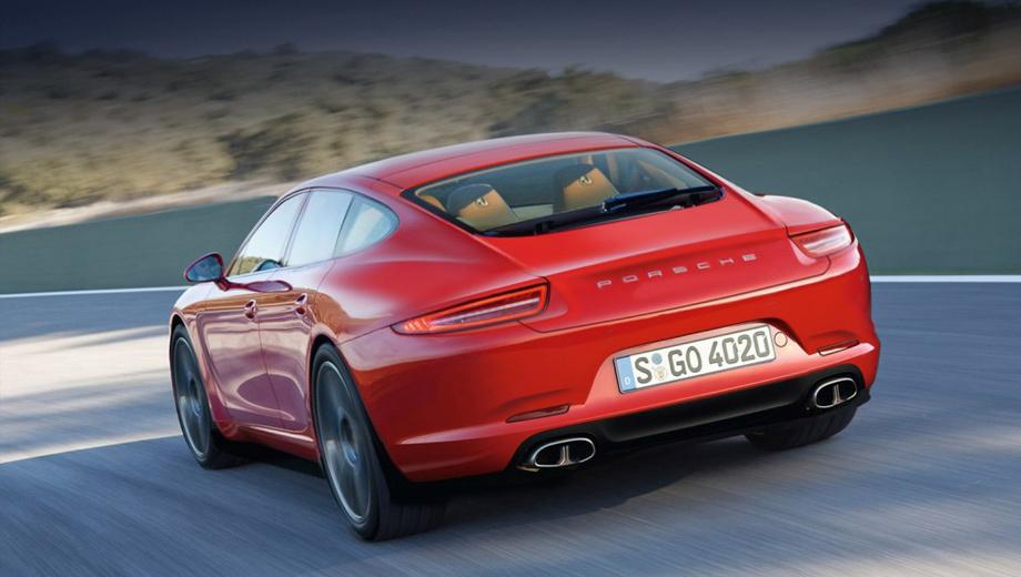 Porsche panamera,Porsche pajun. Немцы планируют собирать по 200 тысяч беби-Панамер в год.