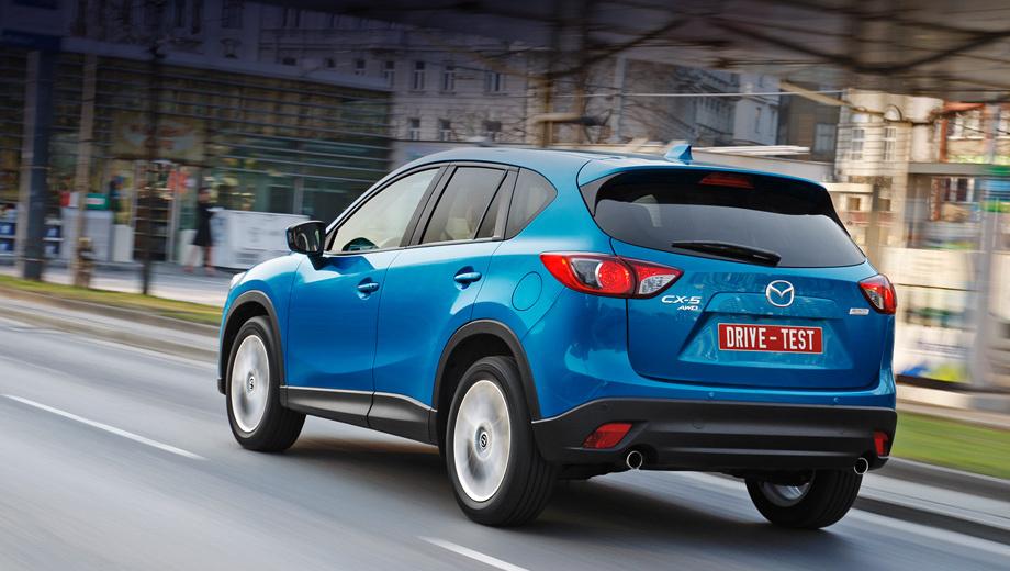 Mazda cx-5. Пожалуй, лишь ленивый не попенял бензиновой Мазде CX-5 на недостаточную маздовость и зум-зумность. У нас появилась возможность выяснить, касается ли это всех модификаций или всё же нет.