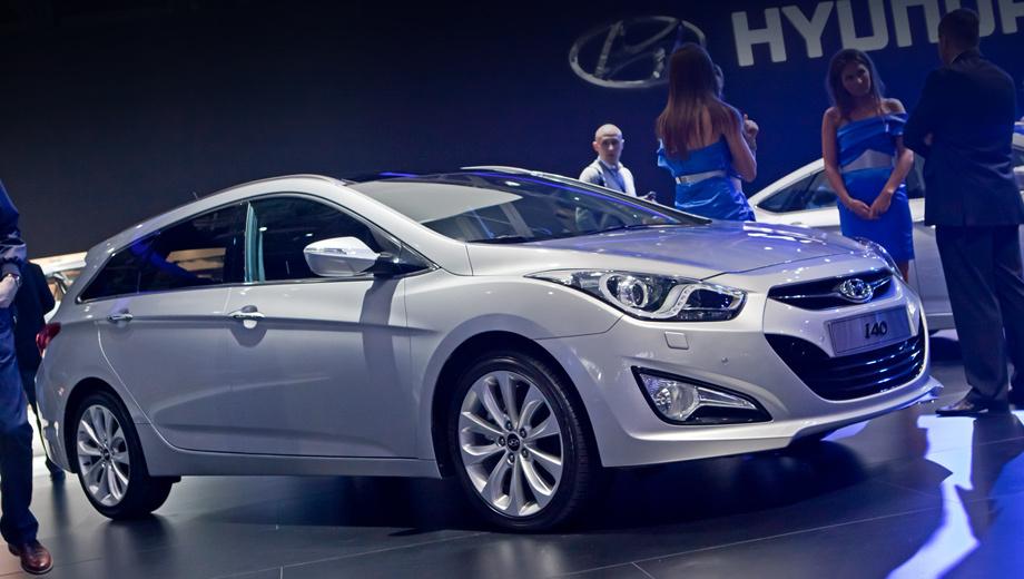 Hyundai i30,Hyundai i40. Квота универсалов Hyundai на этот год небольшая. Если автомобили будут пользоваться популярностью, её, конечно же, в будущем увеличат.