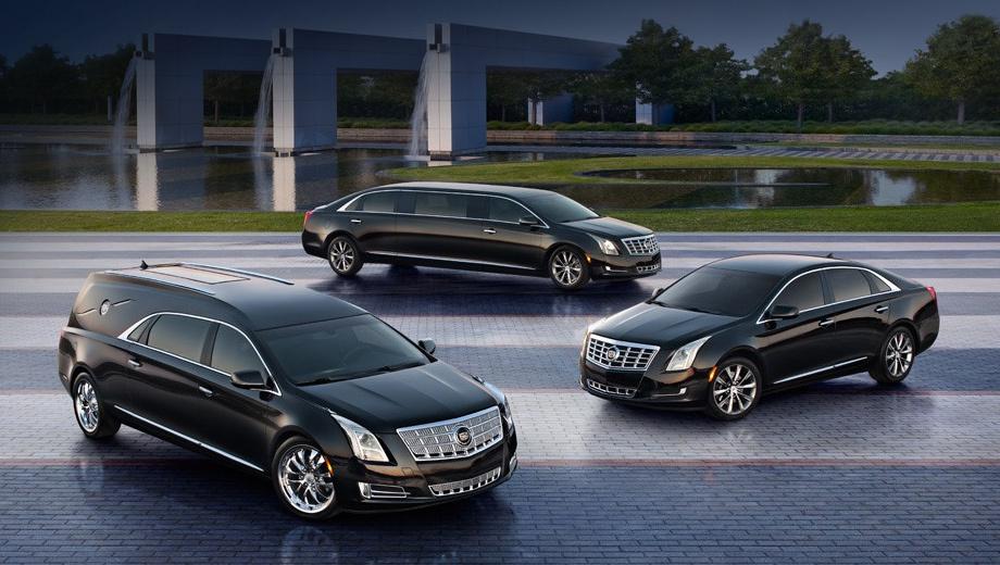 Cadillac xts. Не исключено, что в будущем семейство Cadillac XTS разрастётся ещё больше.