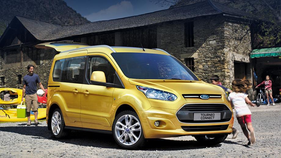 Ford ecosport,Ford edge,Ford tourneo connect,Ford fiesta,Ford mustang,Ford mondeo,Ford kuga. Грузопассажирская модель Ford Tourneo Connect теперь выглядит привлекательно снаружи. Ожидается, что благодаря дизайну новинкой заинтересуется и молодёжь.