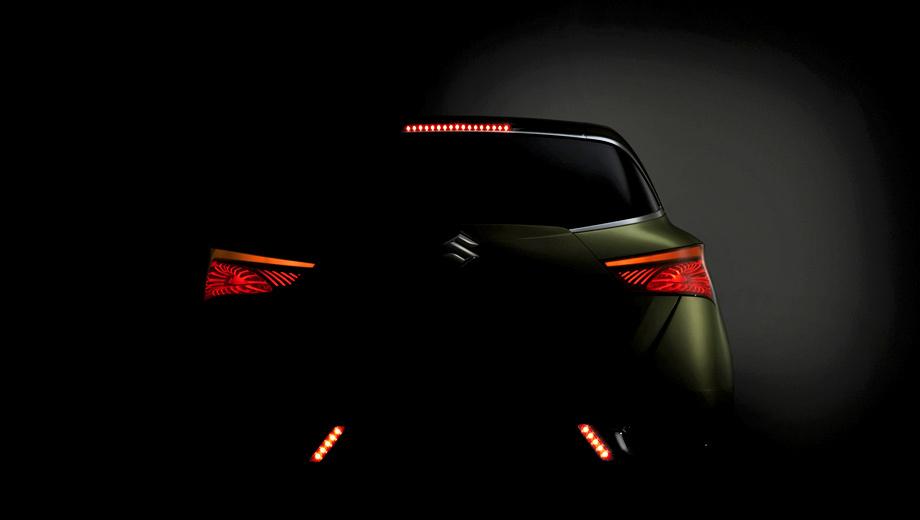 Suzuki s-cross,Suzuki concept. Говорят, что S-Cross — то ли предвестник нового поколения SX4, то ли сменщик этого кроссовера B-класса. Между тем с новой моделью Suzuki рассчитывает прорваться в сегмент C и пободаться там с Кашкаем.