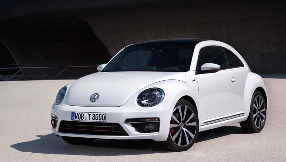 Volkswagen beetle. Набор для экстерьера продаётся и отдельно, а вот интерьерный комплект предлагается только как продолжение «внешнего» пакета.