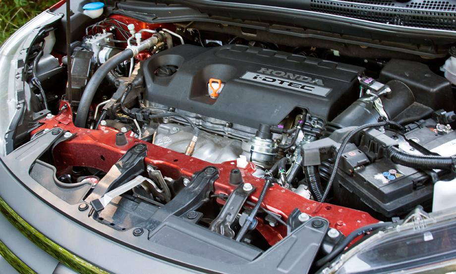 Двигатель N22A — первый
