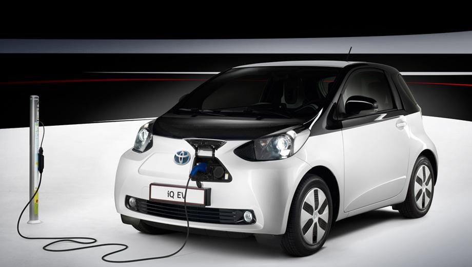 Toyota iq,Toyota iq ev. Компания пока не называет ни даты появления машины у дилеров, ни цены. Однако запускать этот микрокар на конвейер можно хоть завтра.