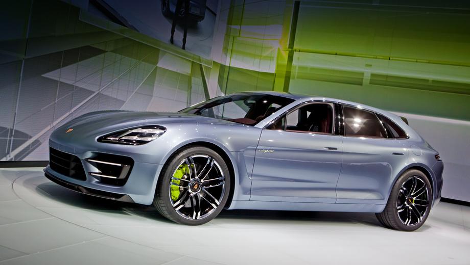 Porsche panamera,Porsche panamera sport turismo. Почти пятиметровый автомобиль с 416-сильной силовой установкой тратит в смешанном цикле 3,5 л топлива на 100 км. Выбросы углекислоты — 82 г/км.