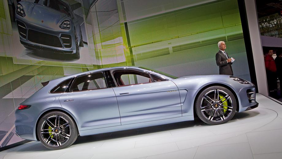 Porsche panamera sport turismo,Porsche concept,Porsche panamera. Напомним, суммарная отдача гибридной установки Панамеры Спорт Туризмо составляет 416 л.с.