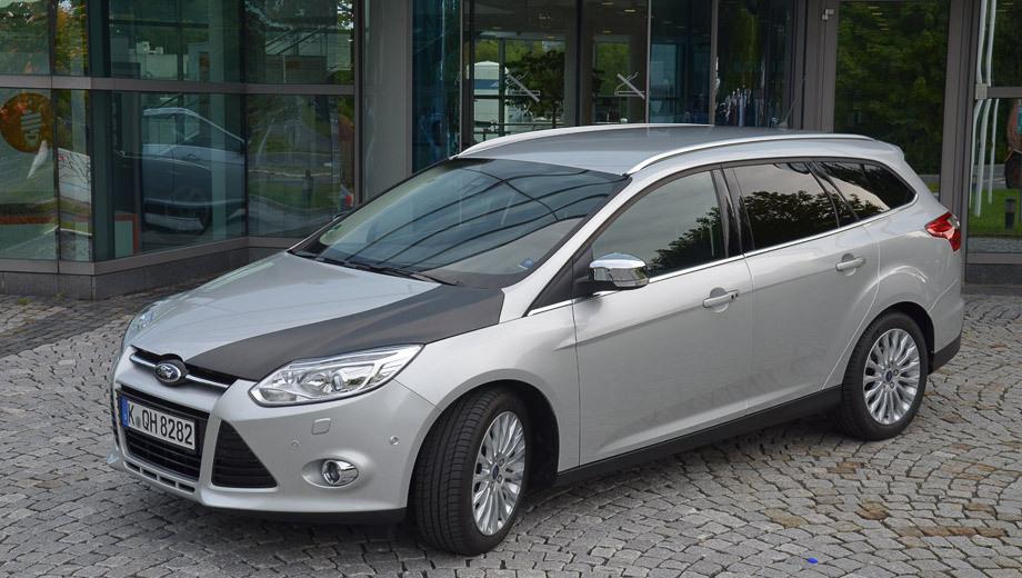 Ford focus. Различные виды композитных материалов должны помочь Форду достичь поставленной цели   —  к концу десятилетия снизить вес своих легковушек в среднем на 340 килограммов.