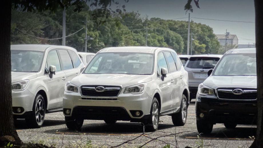 Subaru forester. По сравнению с предшественником паркетник подрос в размерах. Теперь его габаритные размеры составляют 4595 мм в длину, 1795 — в ширину, а колёсная база — 2640 мм.