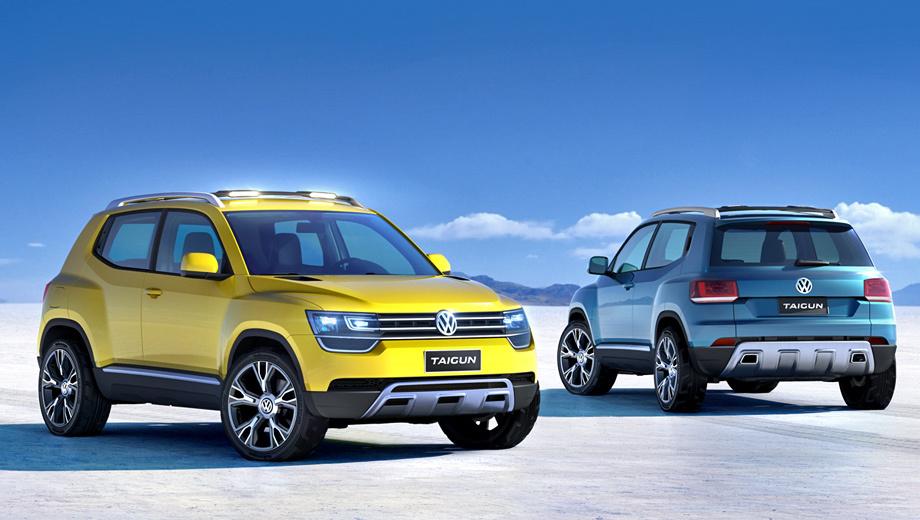 Volkswagen taigun. Оформление подоконной линии в задних дверях — отсылка к облику «апа». Визуальному сходству способствует и маскировка ручек в стойках.