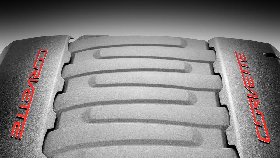 Chevrolet corvette. Корвет с новой «восьмёркой»  обещает быть не только самым мощным и быстрым, но и самым экономичным в истории (разумеется, среди базовых версий машины). На одно лишь компьютерное моделирование работы двигателя ушло шесть миллионов часов процессорного времени.