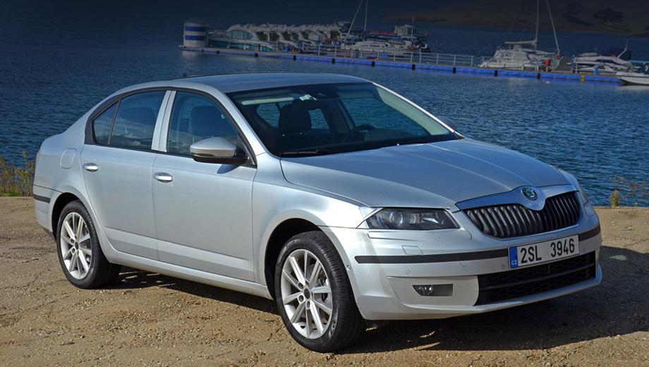 Skoda octavia. Продажи новой Октавии начнутся во втором квартале 2013 года. Ежегодно планируется реализовывать до 400 тысяч машин по всему миру.