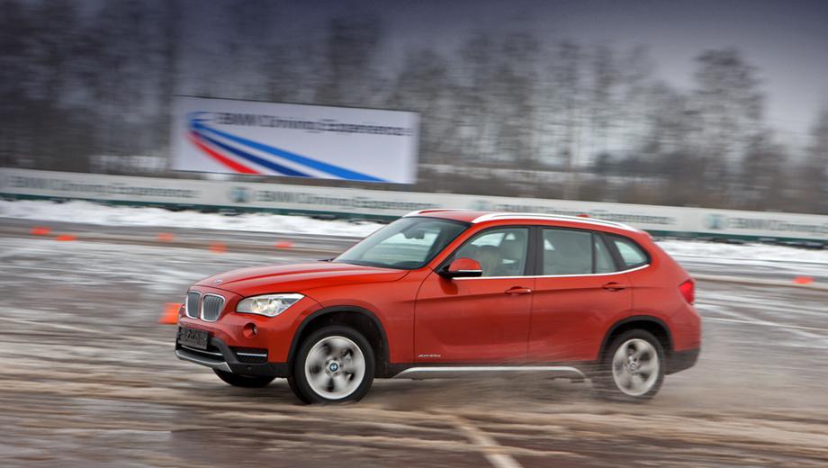 Bmw x1,Bmw x5,Bmw x6. С января по октябрь 2012 года у нас было реализовано 4511 кроссоверов BMW X1. Из них механической коробкой передач было оснащено лишь 11 машин.