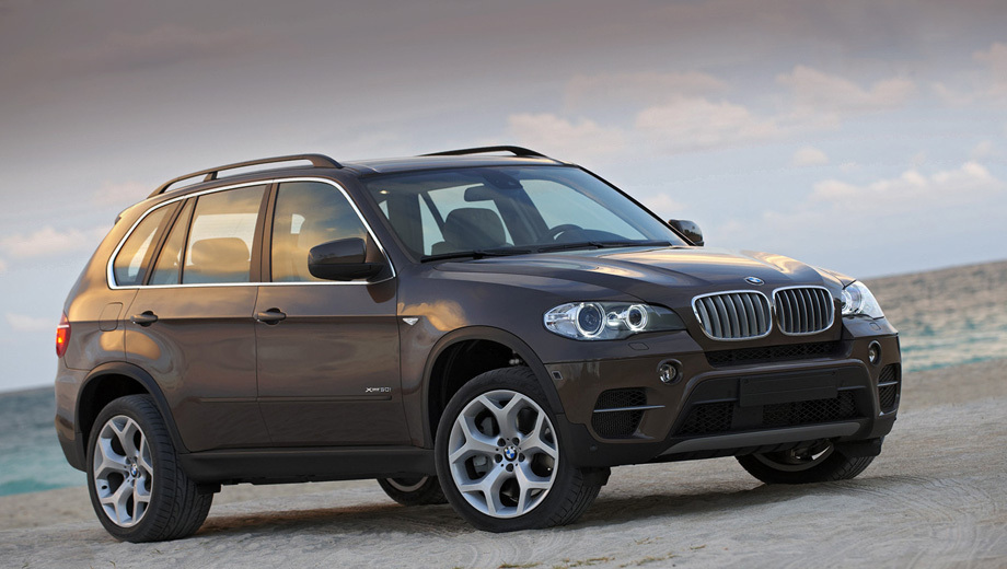 Bmw 5,Bmw 7,Bmw 3,Bmw x1,Bmw x3,Bmw x5,Bmw x6. С января по октябрь 2012 года на территории России было реализовано 29,9 тысячи автомобилей BMW. Прирост —  34%. На 50 тысяч немцы выйдут уже через пару лет.