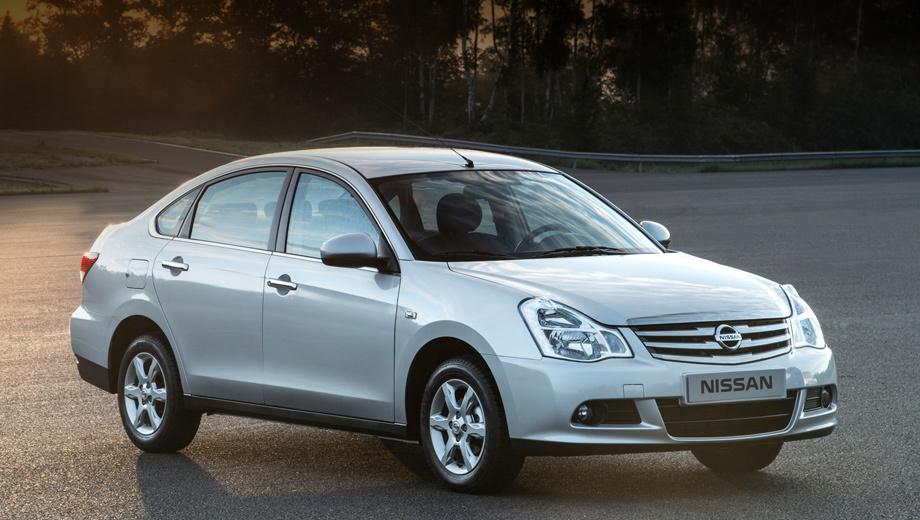 Nissan almera. Российские дилеры начнут приём заказов на новинку с 1 января 2013 года.