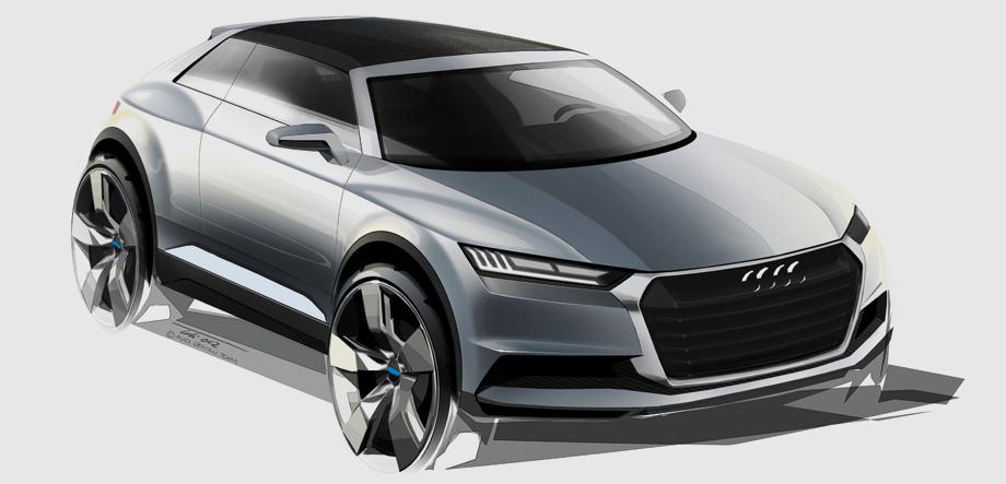 Появились подробности о линейке кроссоверов фирмы Audi