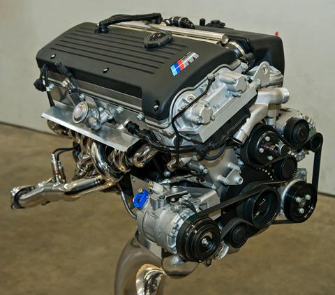 двигатель bmw m3
