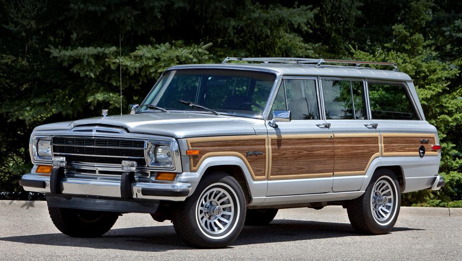 Jeep wagoneer. Модель Jeep Wagoneer выпускалась американцами в период с 1963 по 1991 год. Унаследует ли преемник черты классического внедорожника, пока непонятно.