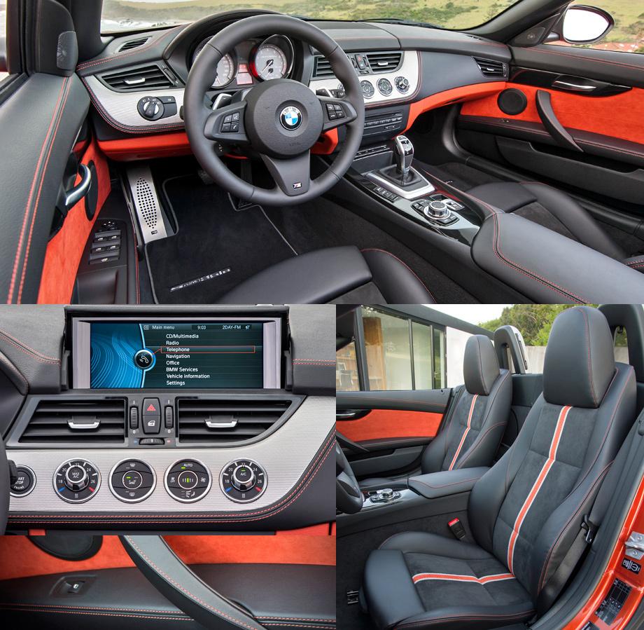 Bmw Z4 Sdrive28i: Баварцы рассекретили обновлённый родстер BMW Z4