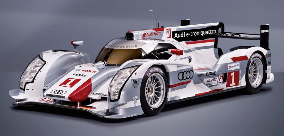 Компания Audi выведет в свет суперкар R20
