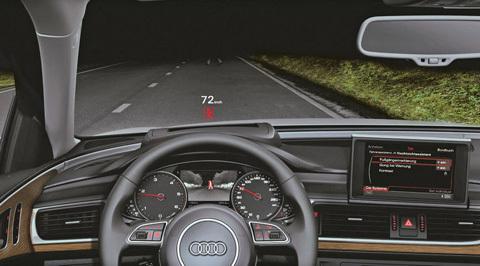 Седан Audi A4 получит тепловизор и систему отключения цилиндров