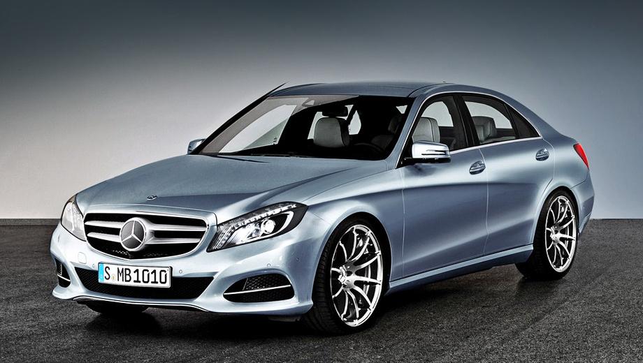 Новый Mercedes C-класса будет спортивнее предшественника