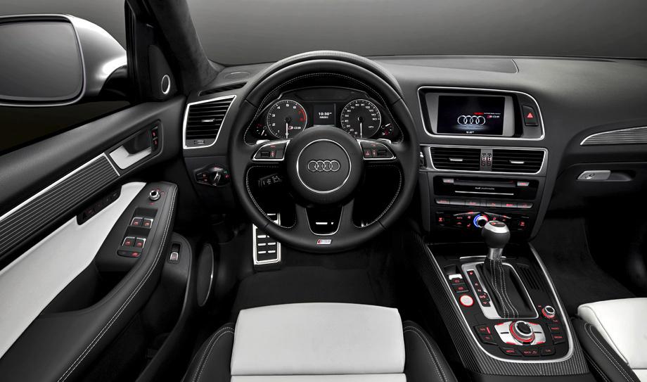 Кроссовер Audi SQ5 получил компрессорную ?шестёрку? 3.0 TFSI