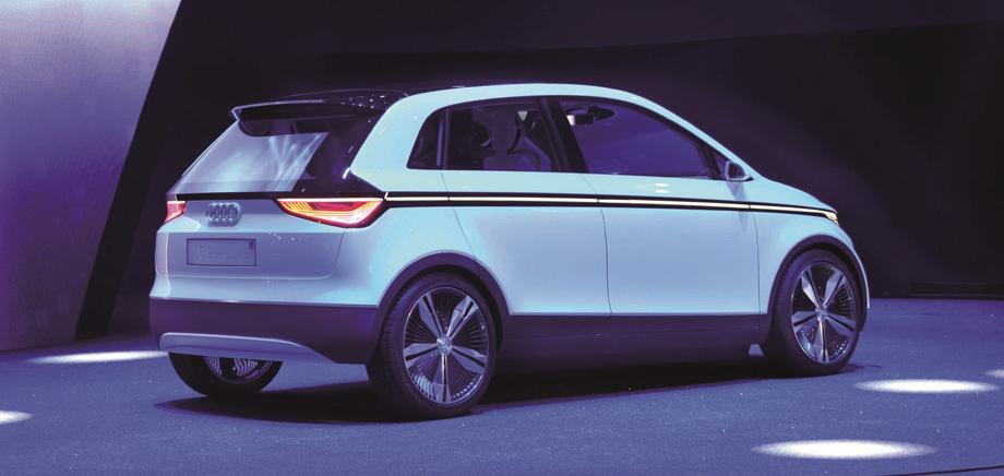 Audi заморозила проект А2