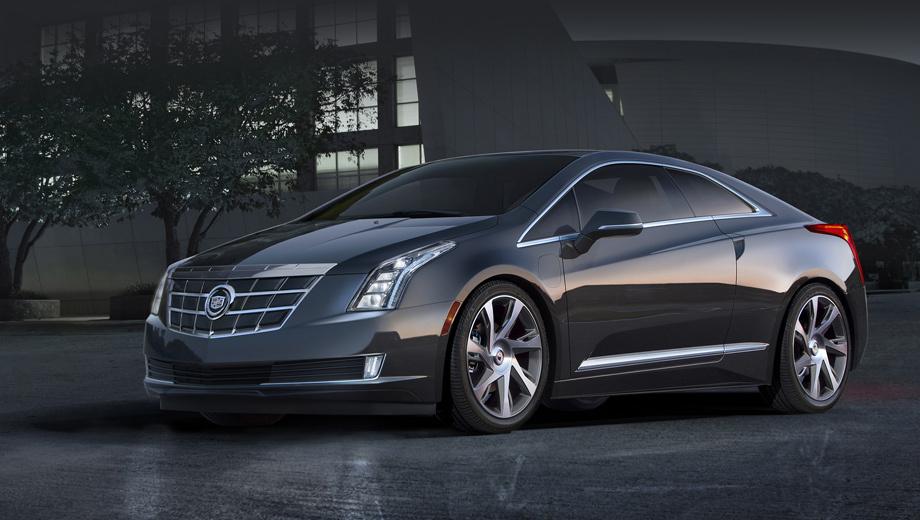 Cadillac elr. Двадцатидюймовые колёсные диски, 10-канальная система Bose с активным шумоподавлением, развитая мультимедийная система CUE с восьмидюймовым сенсорным дисплеем, богатая отделка интерьера — модель ELR, вероятно, одна из самых роскошных двоякодвижимых машин на рынке.