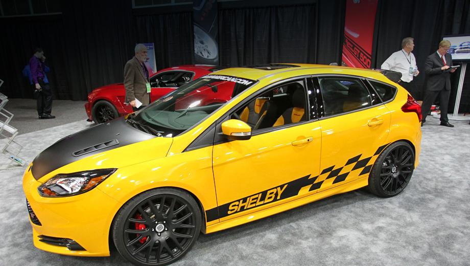 Ford mustang,Ford mustang shelby gt500,Ford mustang,Ford mustang shelby gt500. В США Ford Focus ST стоит $23 700, а за тюнинг-кит Shelby (не включая доработки мотора) нужно отдать ещё $14 995. В год планируется выпускать по 500 таких Фокусов ST.