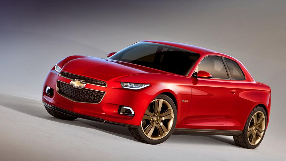 Chevrolet 130r. Окончательного решения по модели 130R ещё нет. Но мы вправе ждать положительного ответа, такой автомобиль марке Chevrolet совсем не помешает.