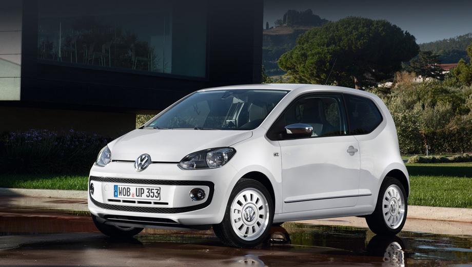 Volkswagen up. Электромобиль на базе «апа» появится у дилеров в Европе к концу нынешнего года.