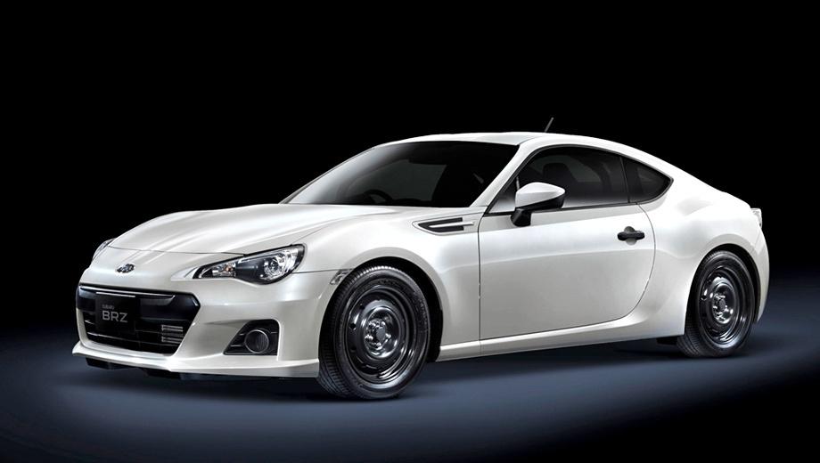 Subaru brz. О перспективах продаж данного трекового аппарата вне Страны восходящего солнца говорить преждевременно.