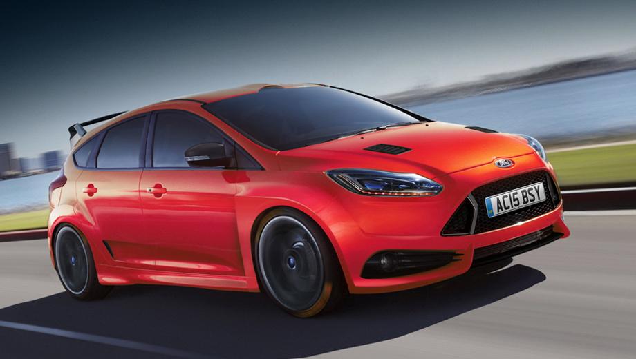Ford focus rs. Официальных изображений новинки пока нет. Перед вами рендеры, подготовленные изданием Autocar.