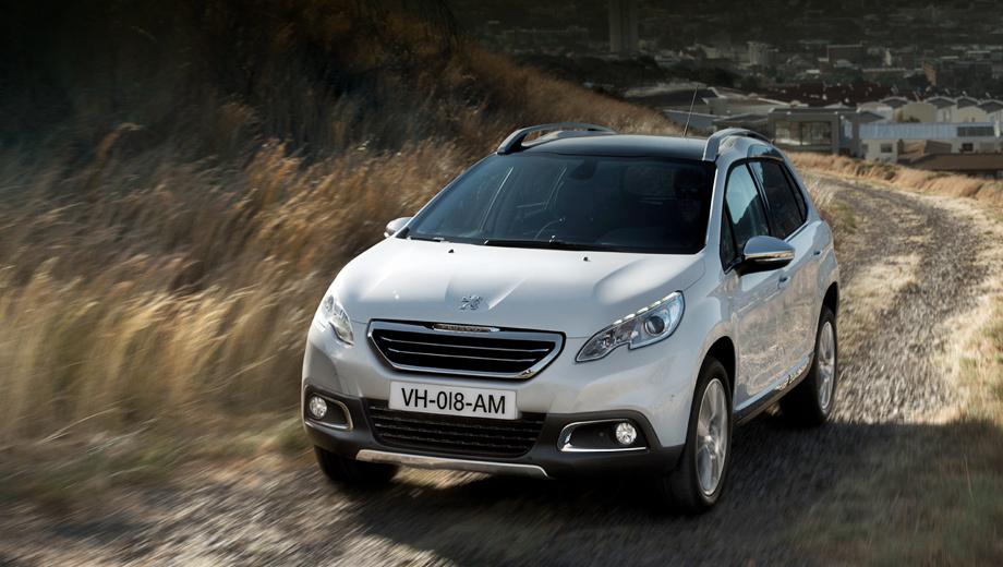Peugeot 2008. Сборку модели наладят на заводах компании во Франции, Китае и Бразилии.