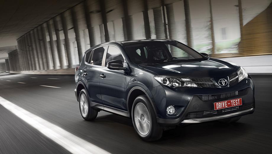 Toyota rav4. Согласно статистике, 28% покупателей нового RAV4 — владельцы машин прежних поколений, шагающих в ногу с циклами обновлений. И большая часть из них — женщины. Они-то и превратили, в общем-то, заурядный кроссовер в бестселлер. Но тех, кто перерос RAV4, ещё больше — 46%! Инерция в рядах японской фирмы очень высока!