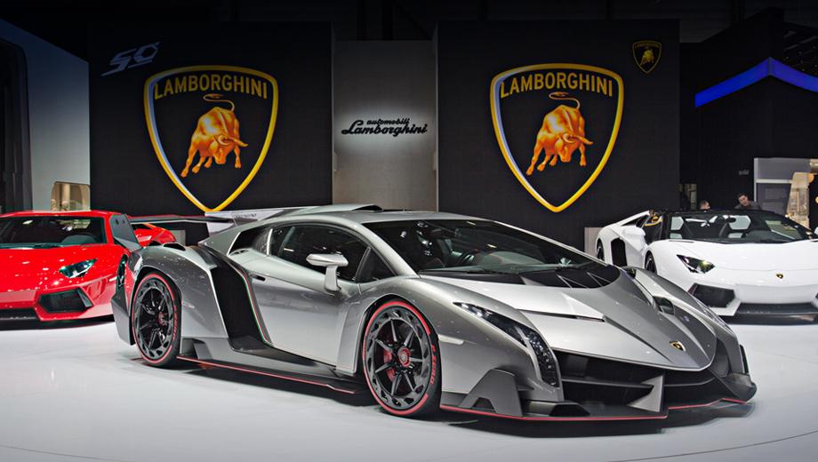 Lamborghini veneno. Семиступенчатый «робот» ISR, двухрычажная подвеска и система постоянного полного привода с муфтой Haldex четвёртого поколения оптимизированы под возможности Veneno.