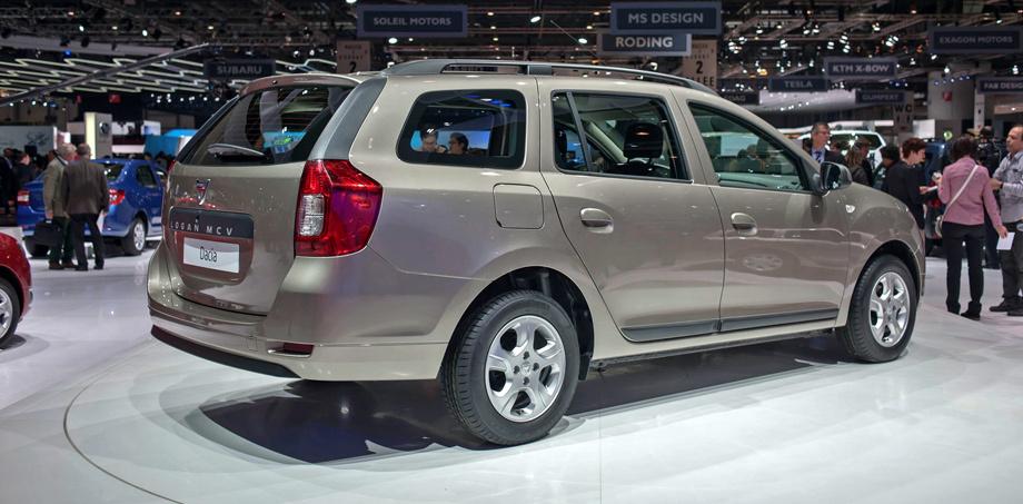 Renault › французы показали ладу ларгус