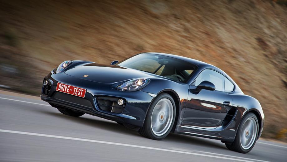 Porsche cayman,Porsche cayman s. По сравнению с предшественником Cayman заметно повзрослел и похорошел. Это самая близкая по характеру к «девятьсот одиннадцатому» среднемоторная модель в истории Porsche. И притом самая доступная.