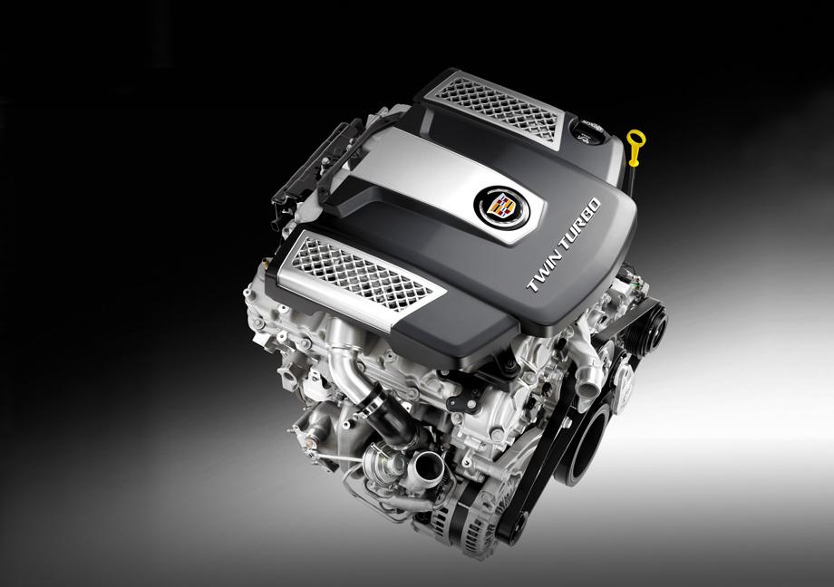 Cadillac cts. Спроектированный заново агрегат отпразднует свой дебют на CTS, а позже появится на седане XTS. Кроме того (правда, это уже неофициальная информация), он может попасть и в линейку ДВС для Chevrolet Camaro.