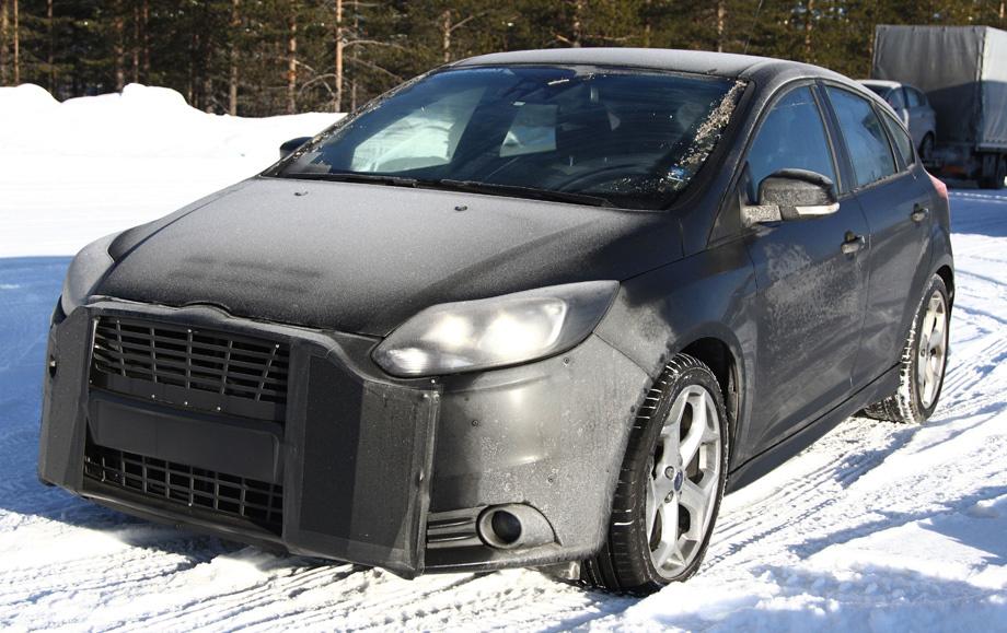Форд фокус рестайлинг фото