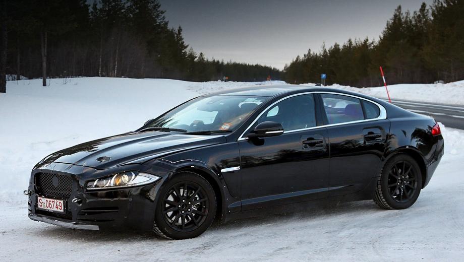 Jaguar xs. Новая модель от компании Jaguar должна быть явлена свету в самом конце 2013 года или, скорее всего, в первой половине 2014-го.