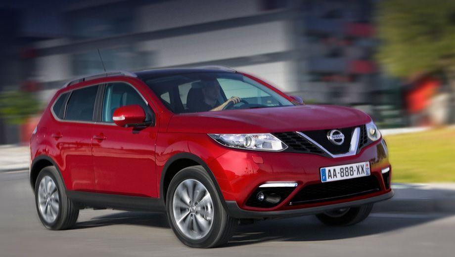 Nissan qashqai. Новый Nissan Qashqai, производство которого будет идти на заводах в Великобритании и России, как и его предшественник, будет оснащаться стойками McPherson спереди и многорычажкой сзади. Останется выбор и по типу привода — или передний, или полный.