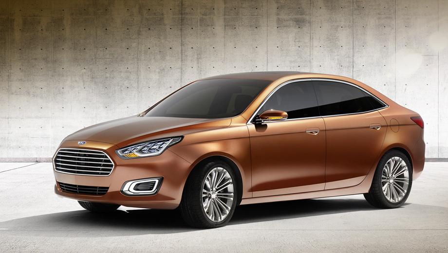 форд концепт кары фото с новым годом