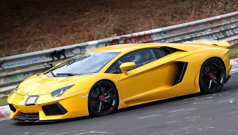Lamborghini aventador,Lamborghini aventador sv. В Авентадоре SV будут применяться карбонокерамические тормозные диски с шестипоршневыми суппортами, но расположение последних относительно дисков изменится.